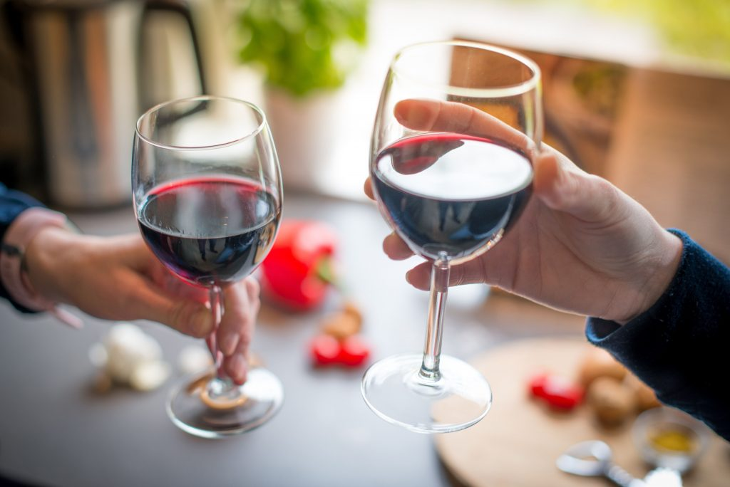 Naperville IL Periodontist | A Glass of Red Wine Keeps the Dentist Away